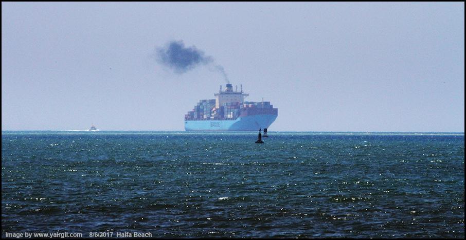 מפרץ חיפה - סיור שטח