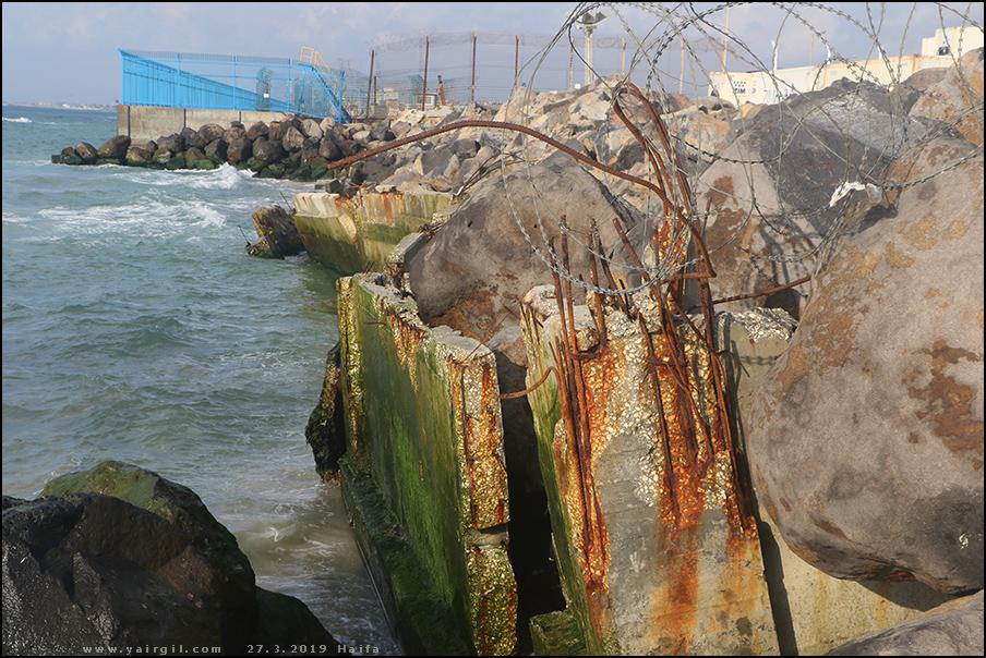 חוף מוכה ים