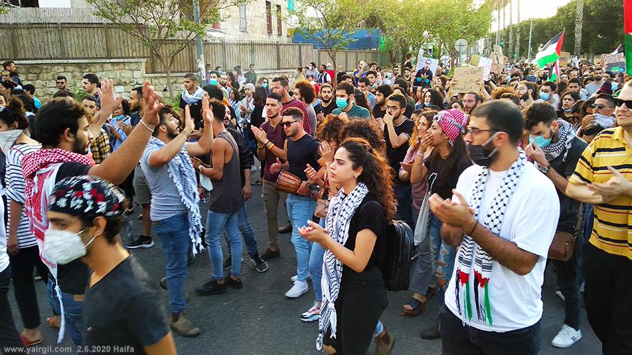 מחאה הפגנה