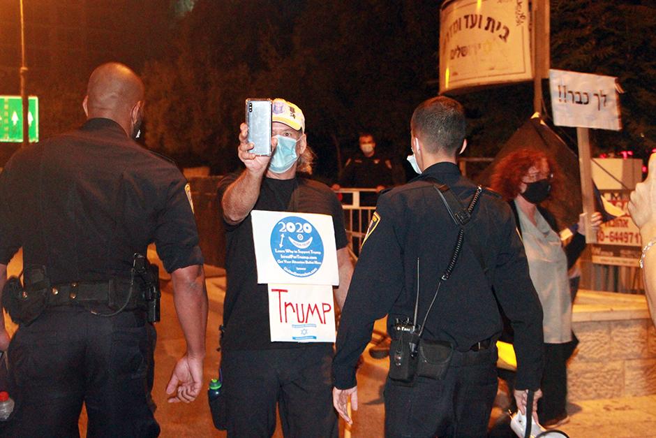 בלפוריזמוס: מעצרים בכיכר צרפת